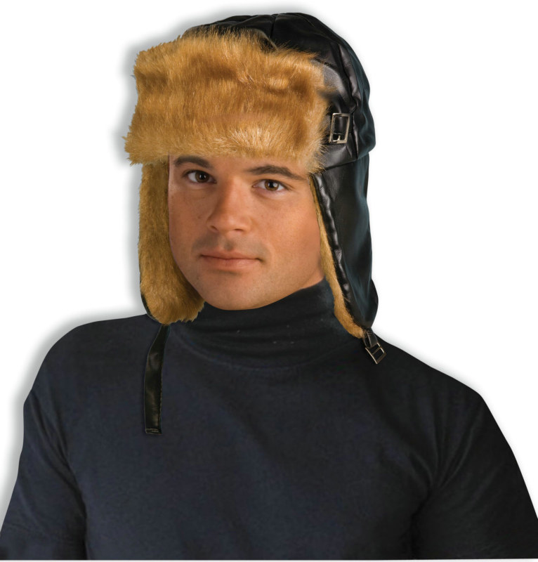 Furry Aviator Adult Hat