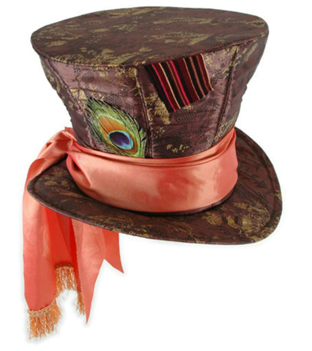 Alice in Wonderland Movie - Mad Hatter Hat Child