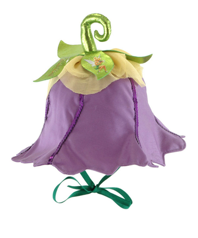Disney Flower Fairy Purple Hat Child