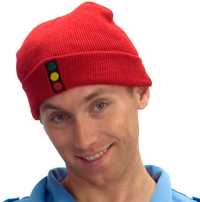 The Life Aquatic Crew Member Adult Beanie Cap