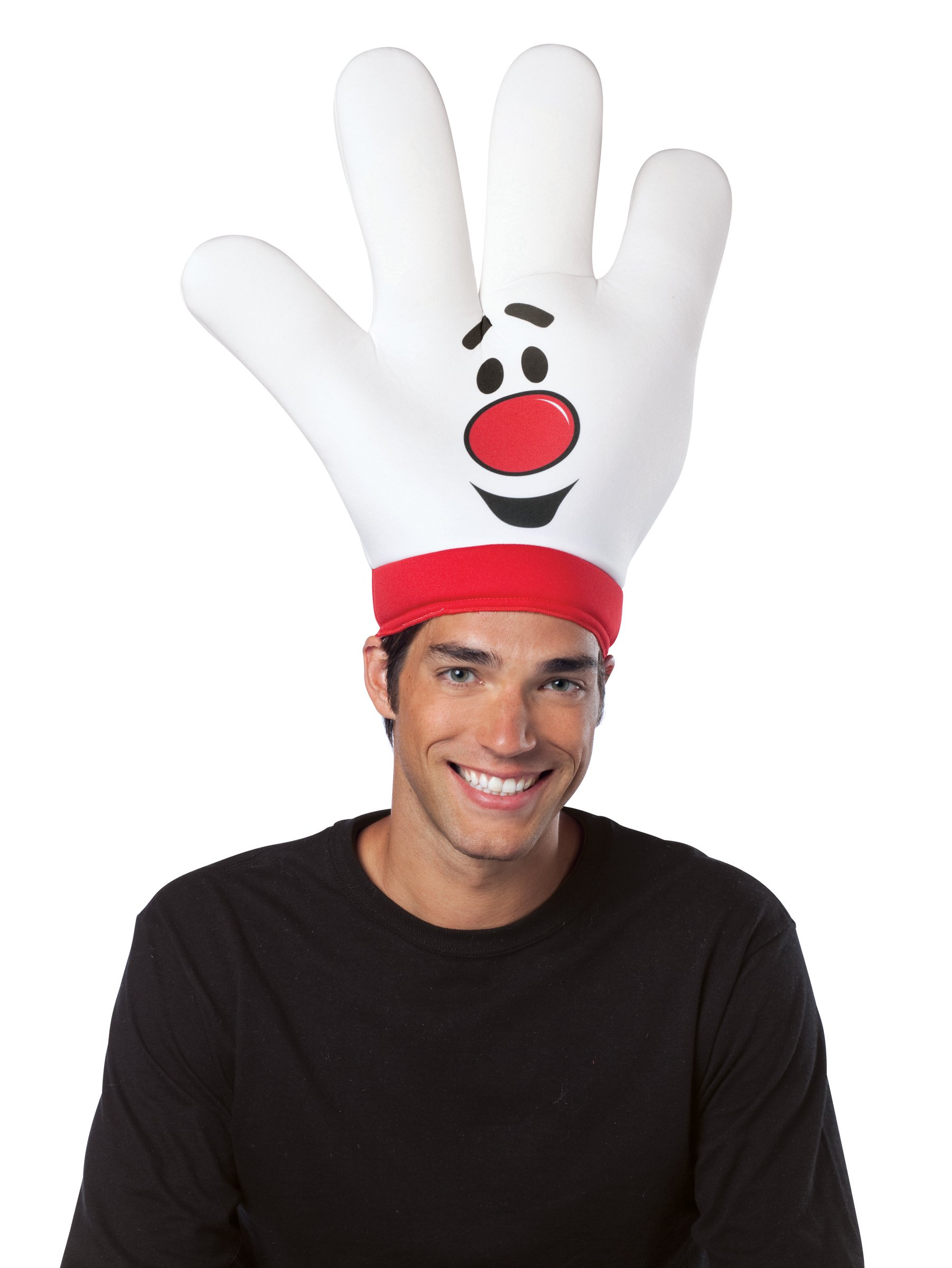 Hamburger Helper Hand Hat (Adult)