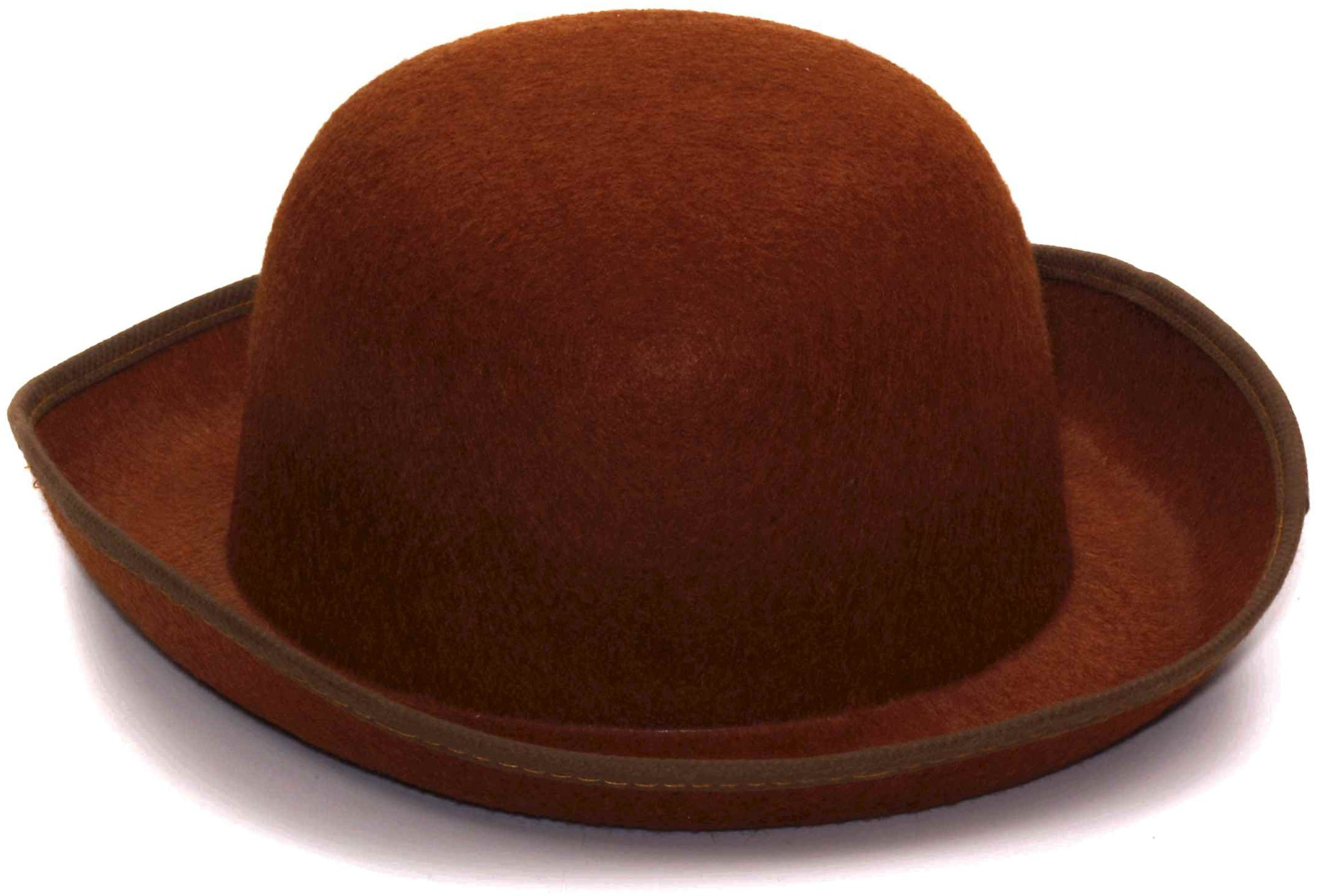 Steampunk Derby Hat (Brown)