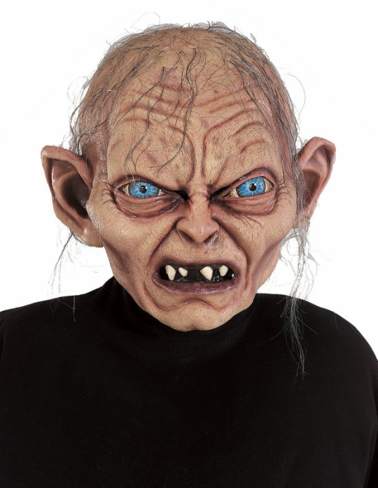 Gollum Mask- Lord Of The Rings