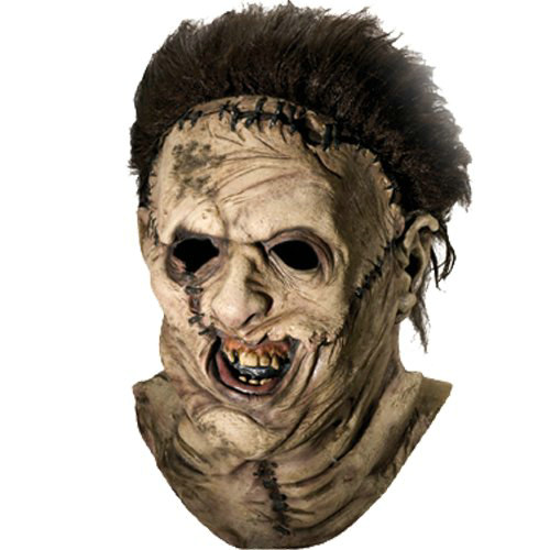 Leatherface Deluxe Mask