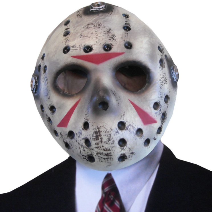 Jason Deluxe with Removable Hockey Mask