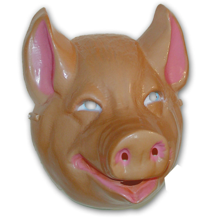Pig Mask, Plastic Child's