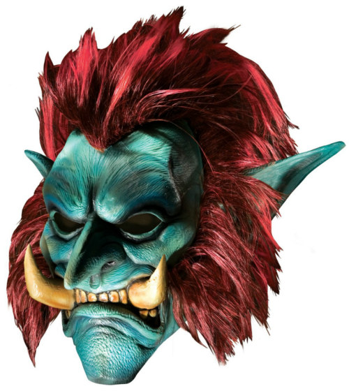 World of Warcraft - Troll Mask - Adult