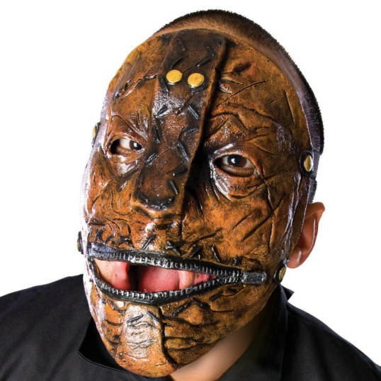 Slipknot Maggot Mask - Adult