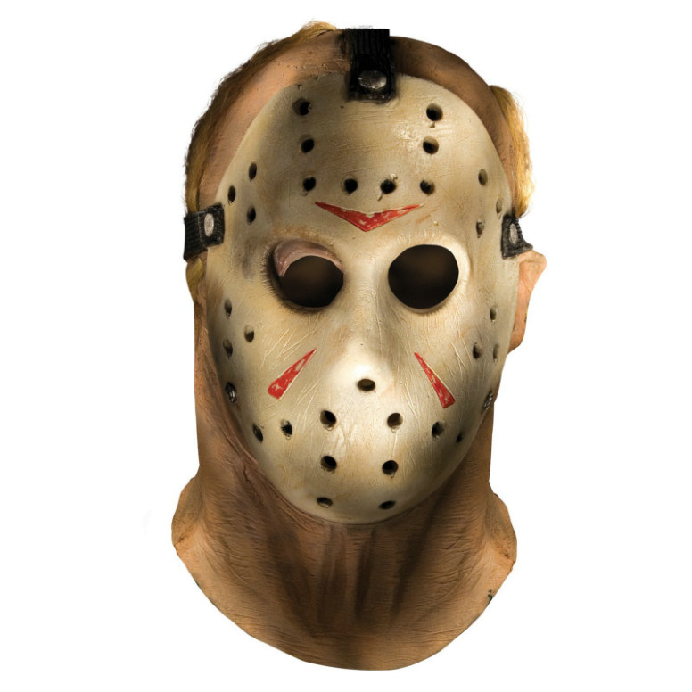Friday the 13th 2009 Jason Mask Adult