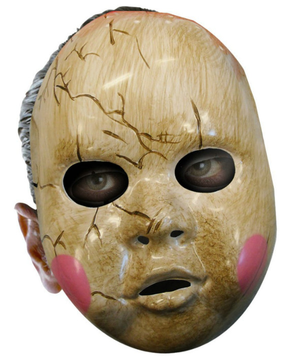 Baby Doll Adult Mask
