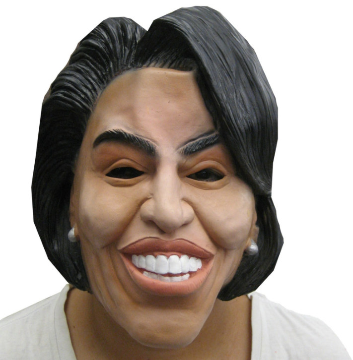 Michelle Obama Mask Adult