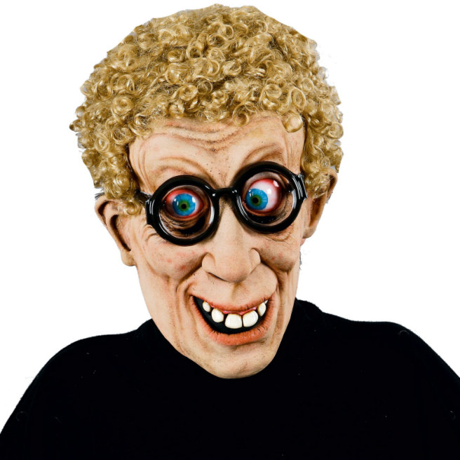 Nutty Professor Adult Mask