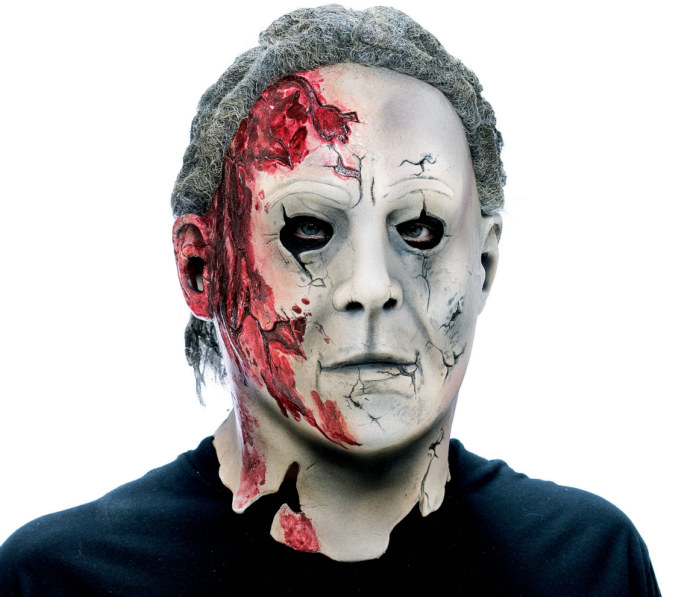 Halloween 2 Michael Myers Adult Mask