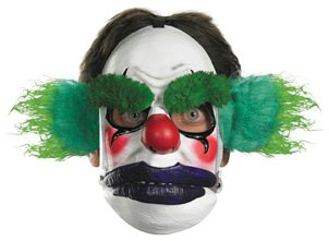 Moveable Mask - Clown