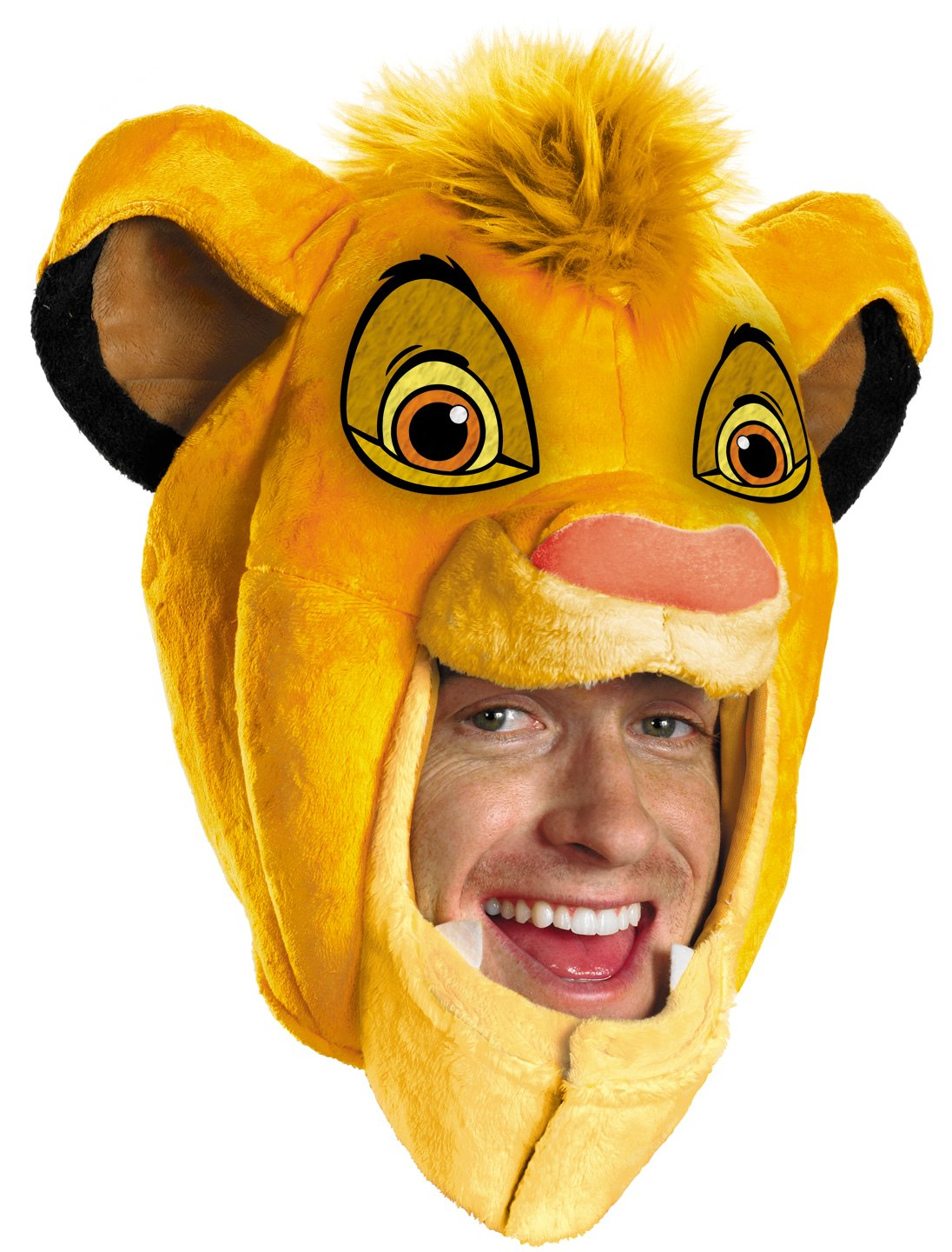 The Lion King - Simba Headpiece (Adult)