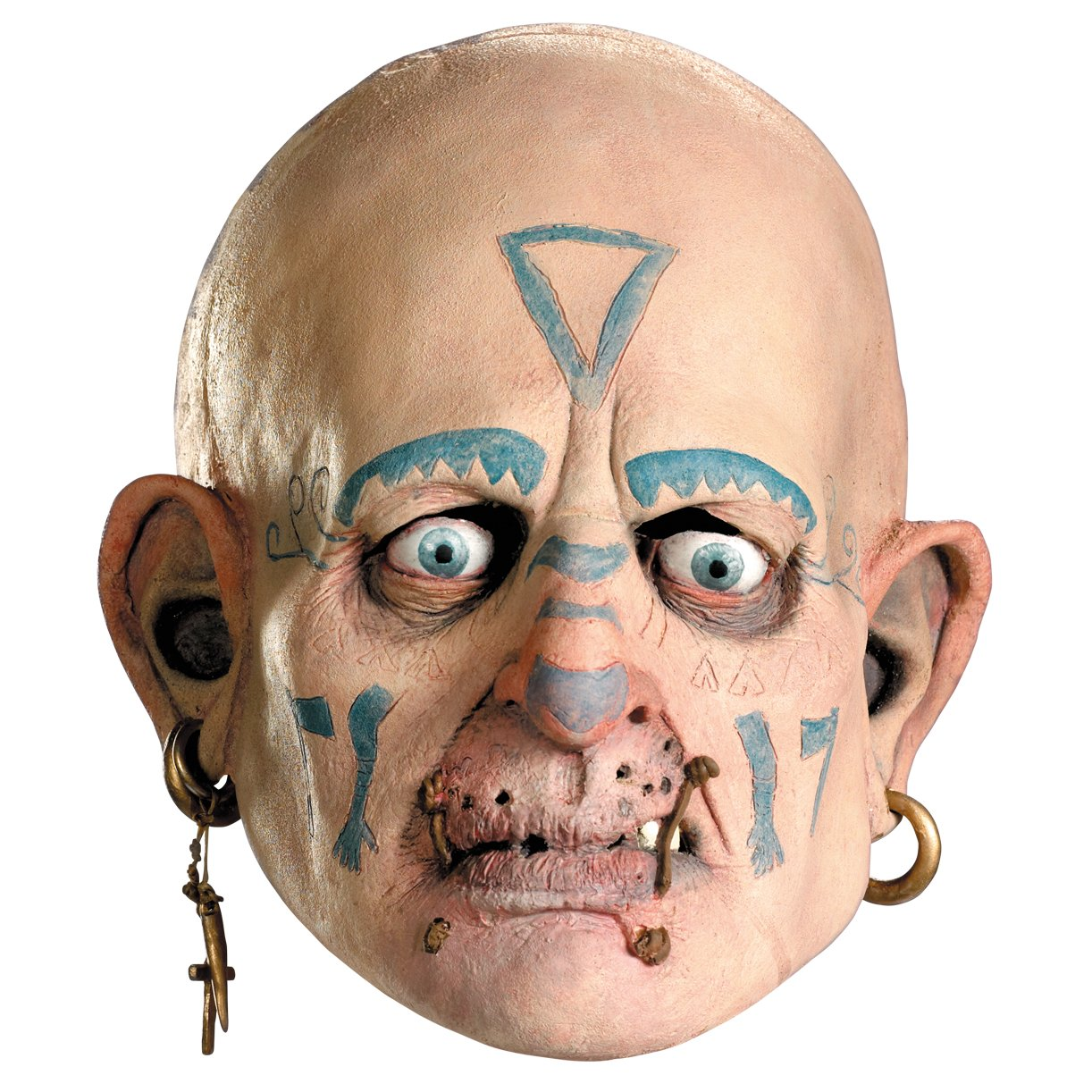 Pirates Of The Caribbean - Quartermaster Deluxe Vinyl Mask (Adul