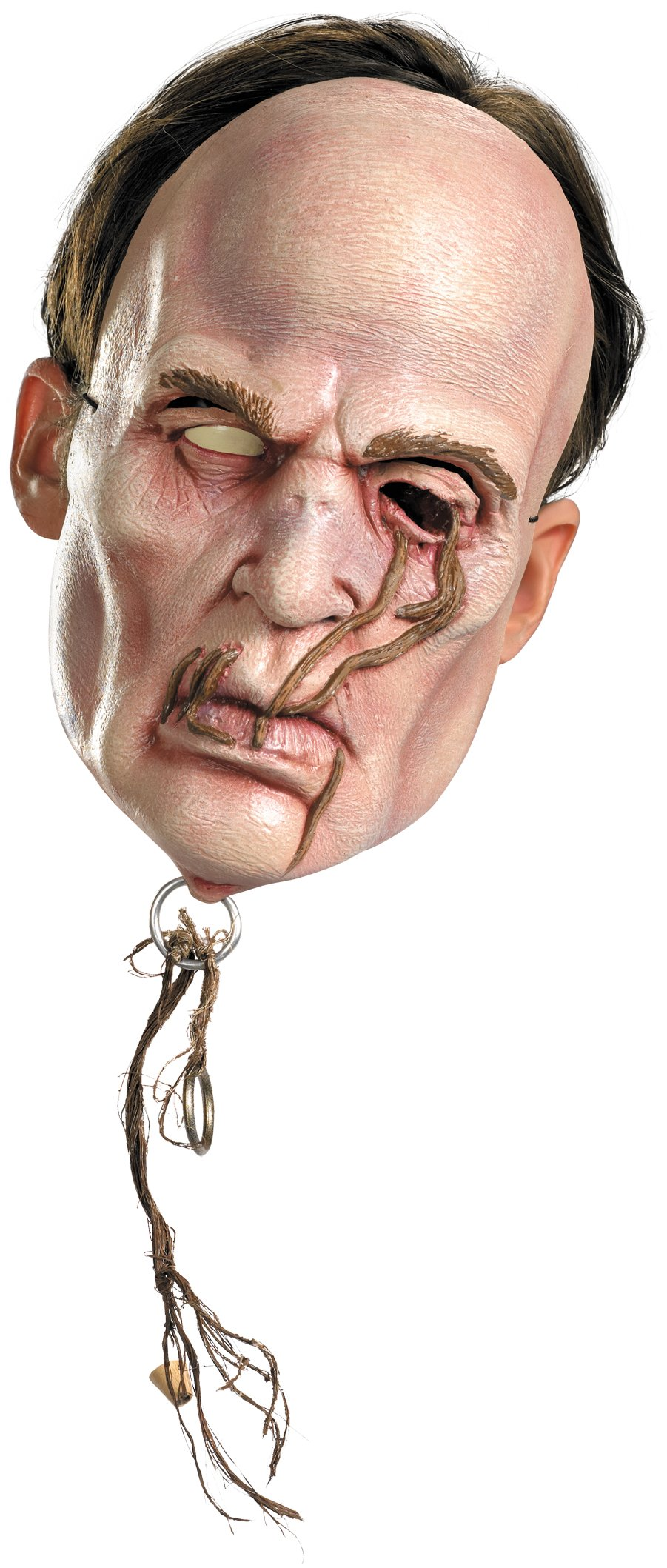 Pirates Of The Caribbean - Zombie Crew Vinyl Mask (Adult)