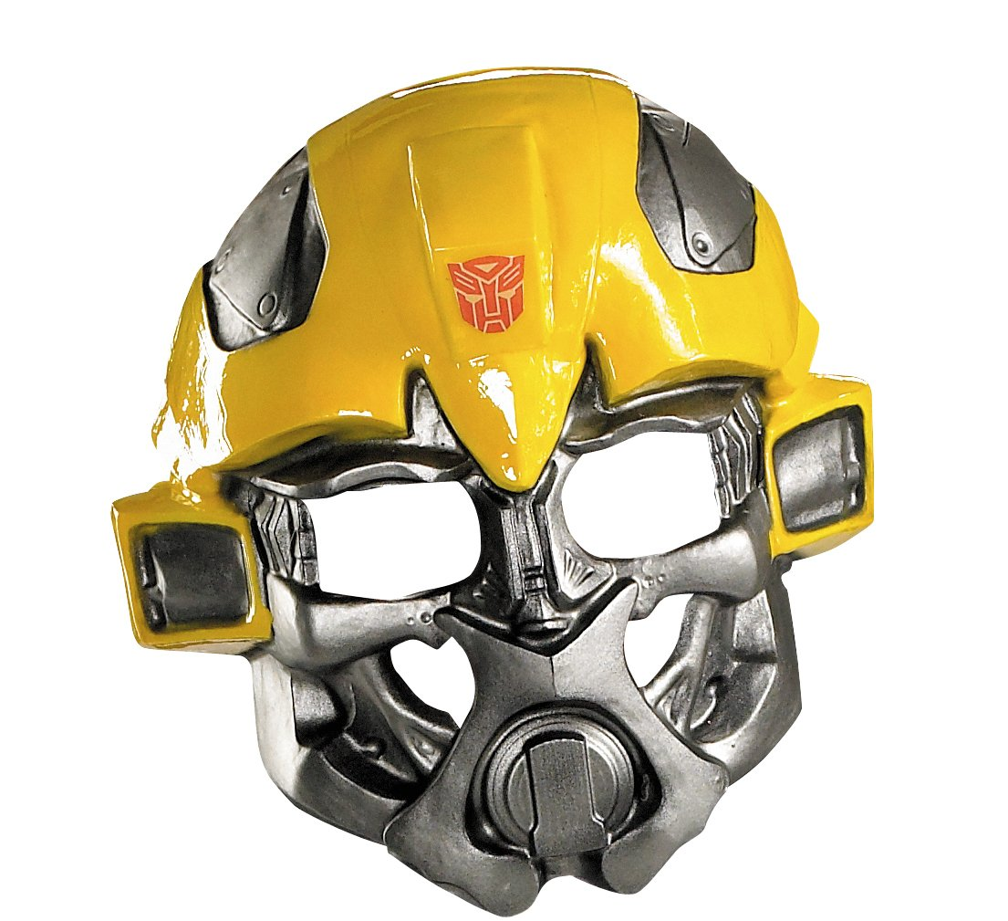 Transformers 3 Dark Of The Moon Movie - Bumblebee Vacuform Mask