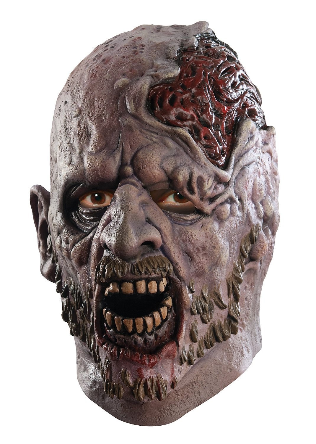 The Walking Dead - Screaming Corpse Deluxe Mask (Adult)