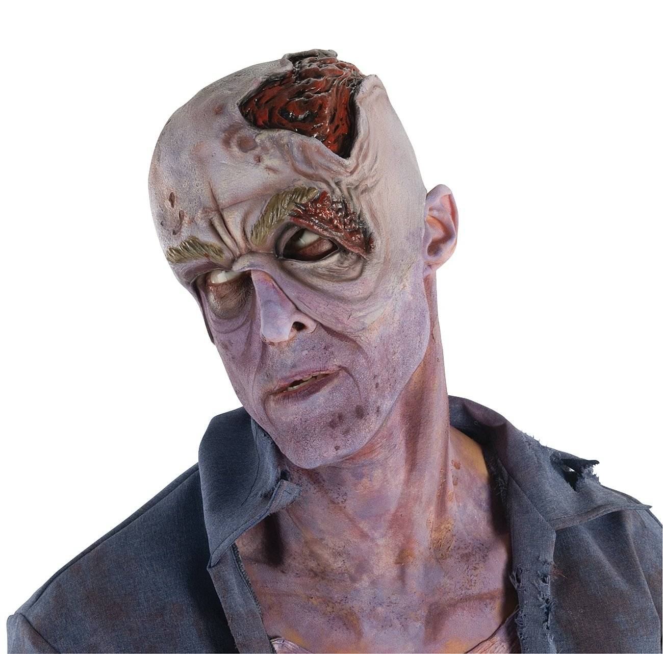 The Walking Dead - Decayed Head Mask (Adult)