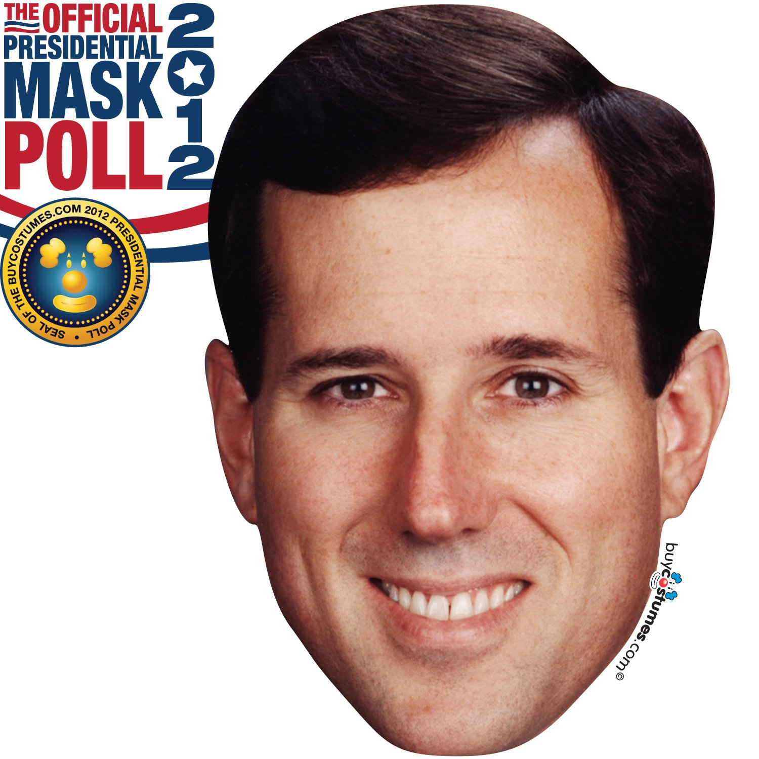 Rick Santorum Mask