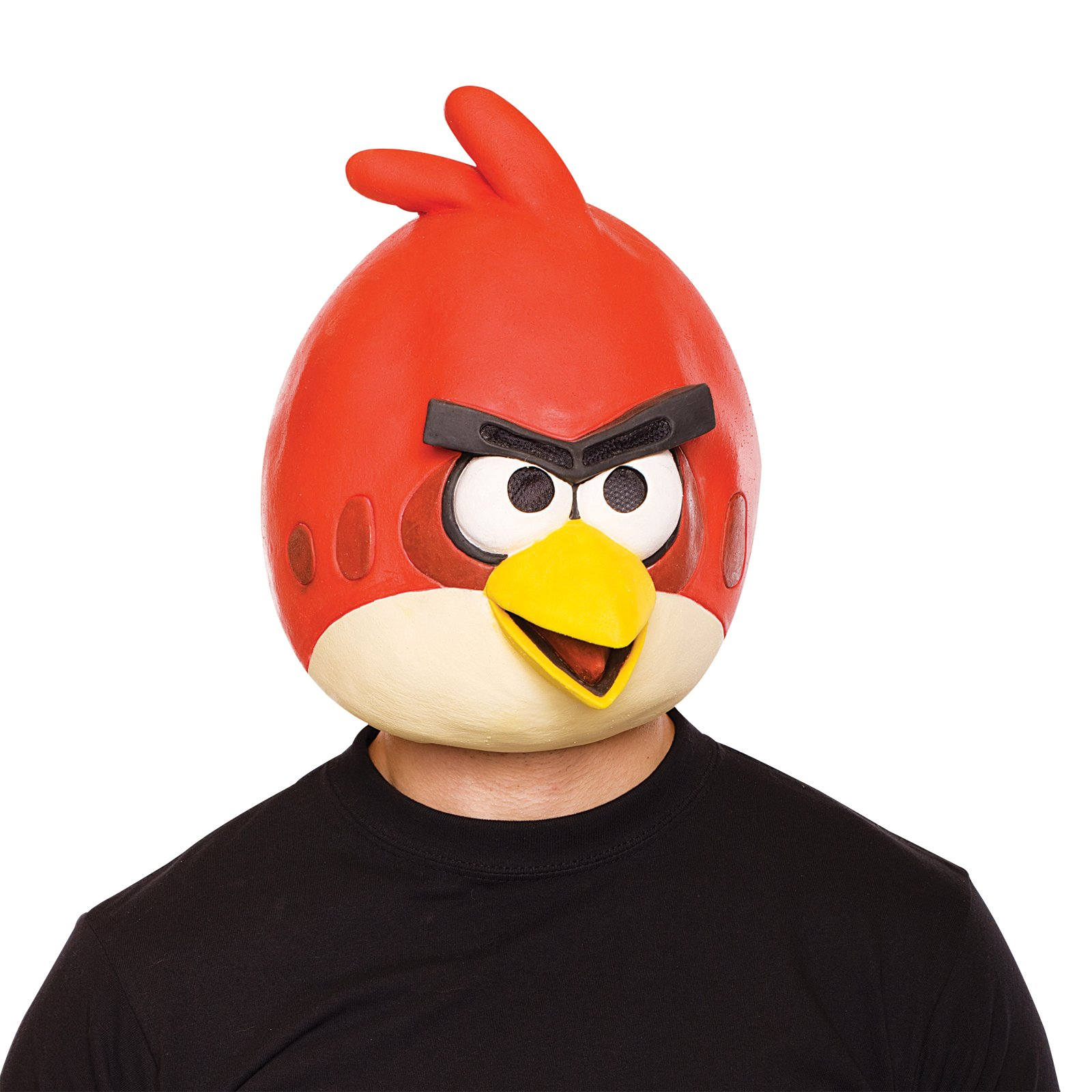 Angry Birds Red Bird Latex Mask Adult