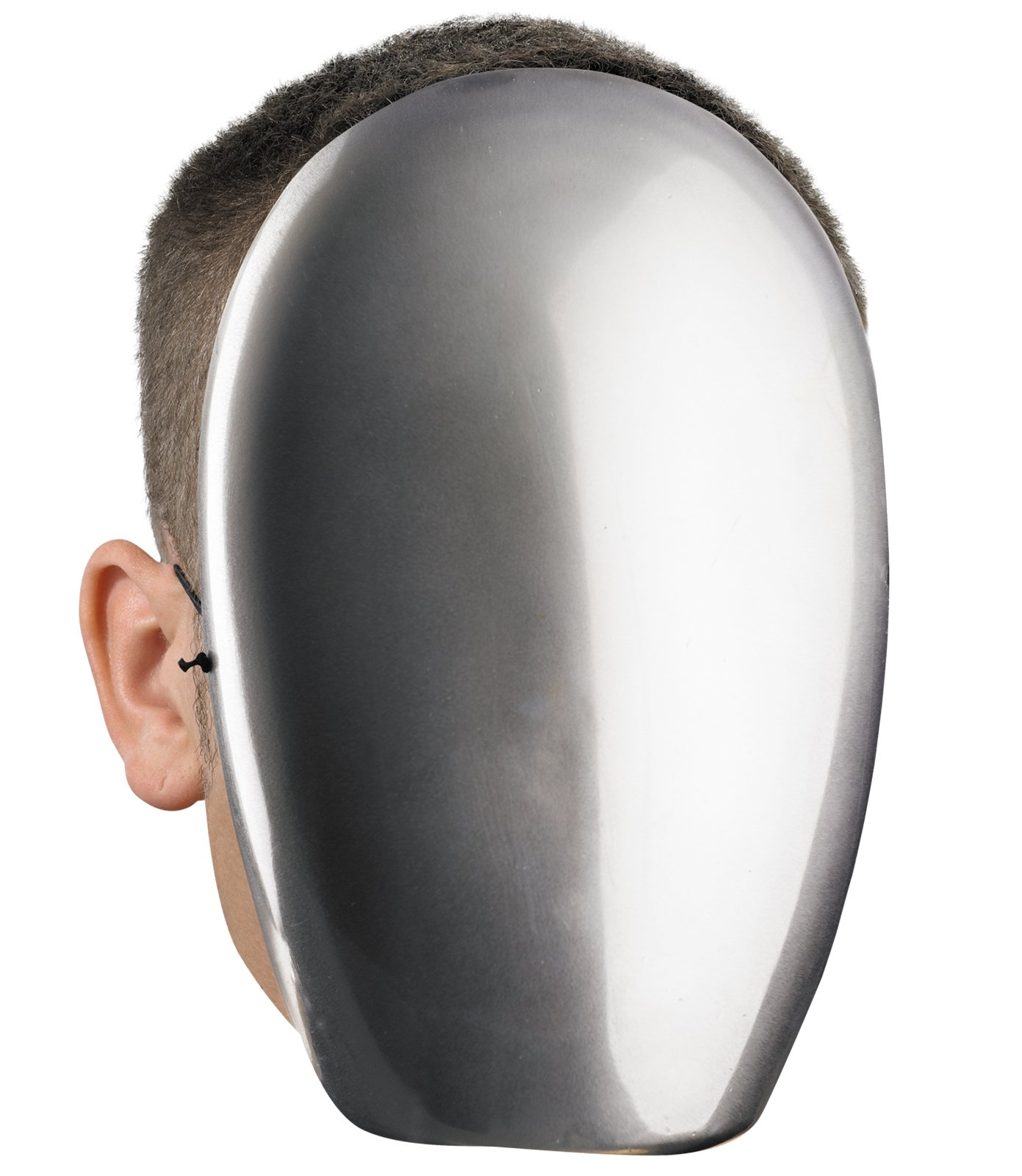 No Face Adult Mask