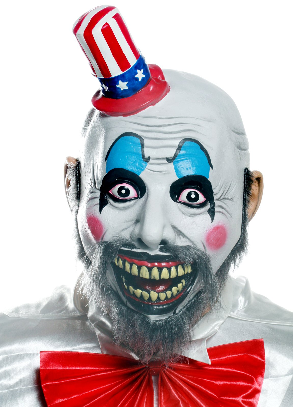 House of 1000 Corpses Captain Spaulding Adult Latex Mask