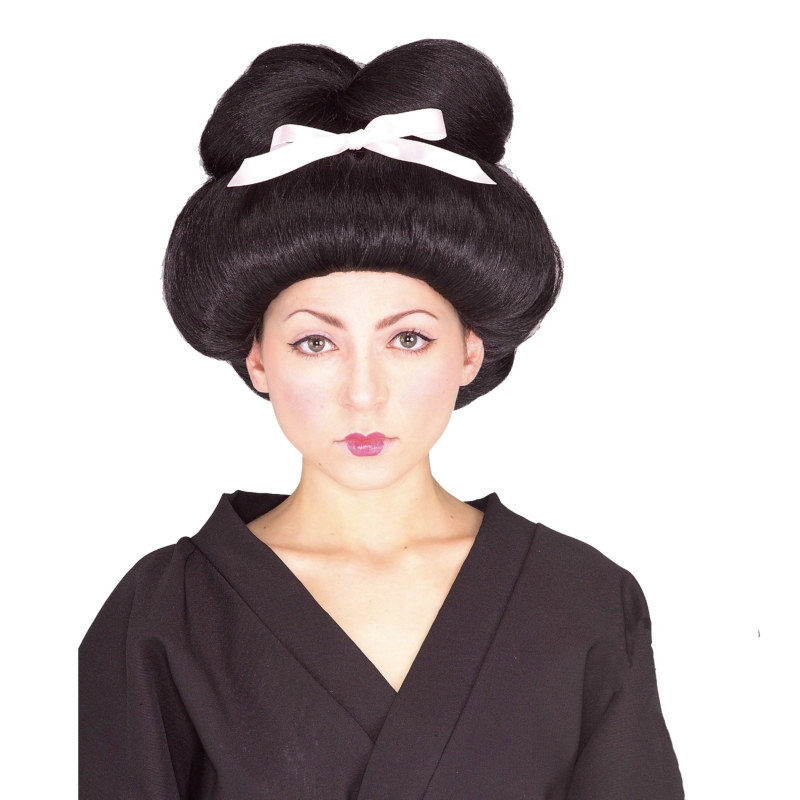 Geisha Girl Adult Wig