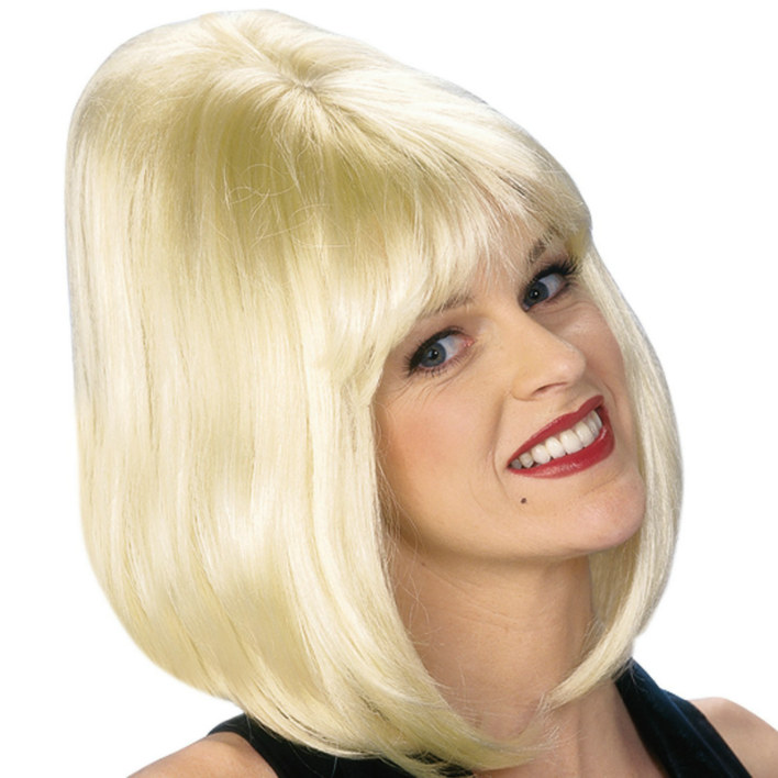 Bouffant Wig (Blonde)