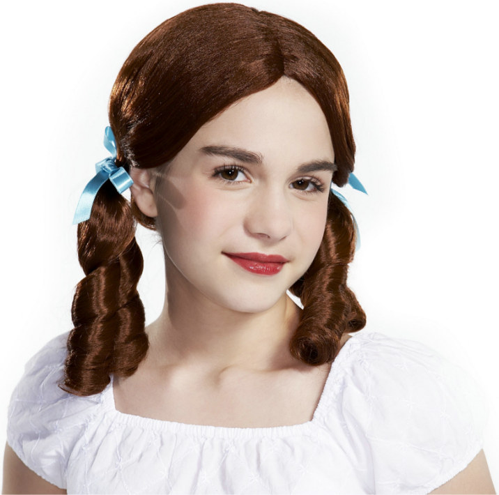 Midwestern Girl Child/Teen Wig