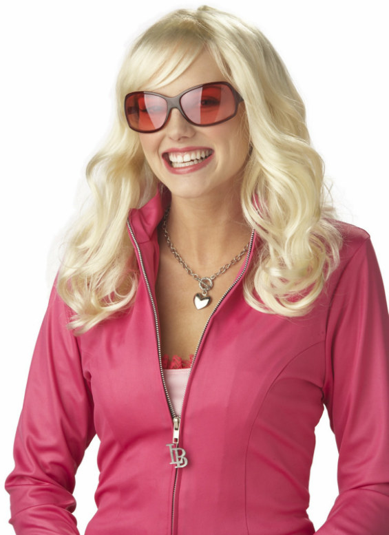 Legally Blonde Wig