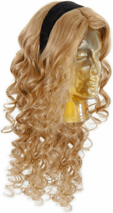 Alice In Wonderland Movie - Alice Wig Adult