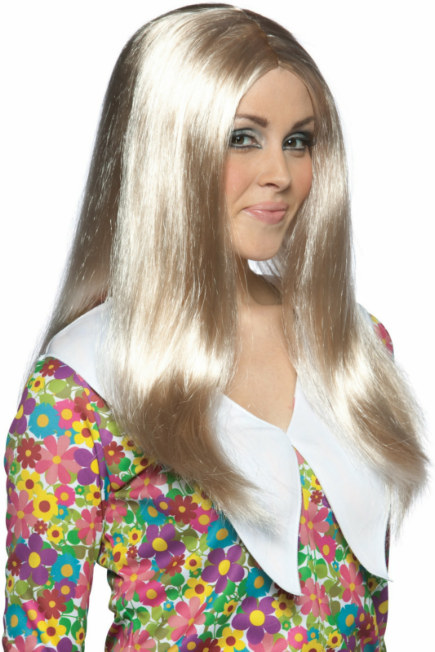 Brady Bunch Marcia Brady Adult Wig