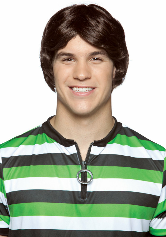 Brady Bunch Bobby Brady Adult Wig
