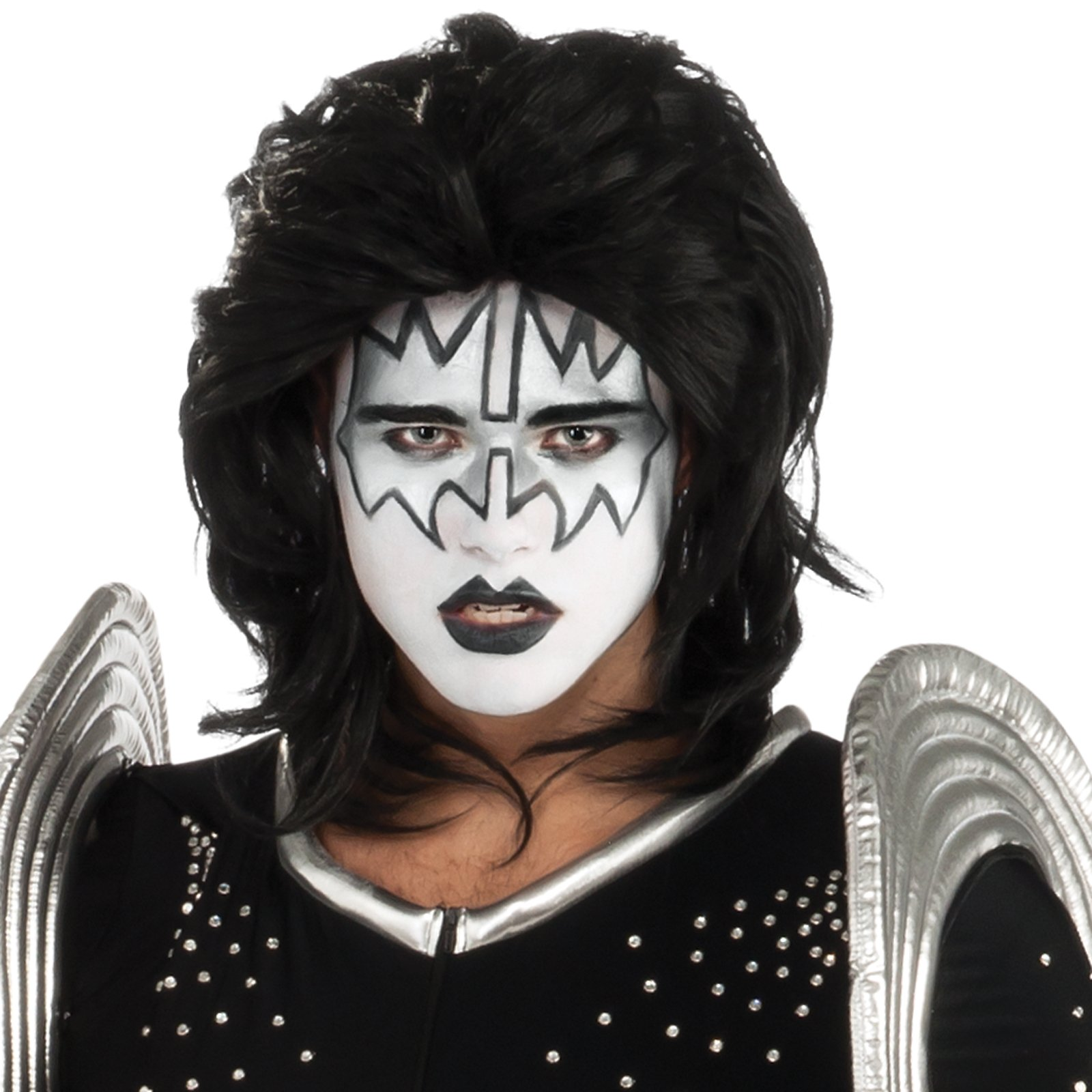 KISS - Spaceman Adult Wig