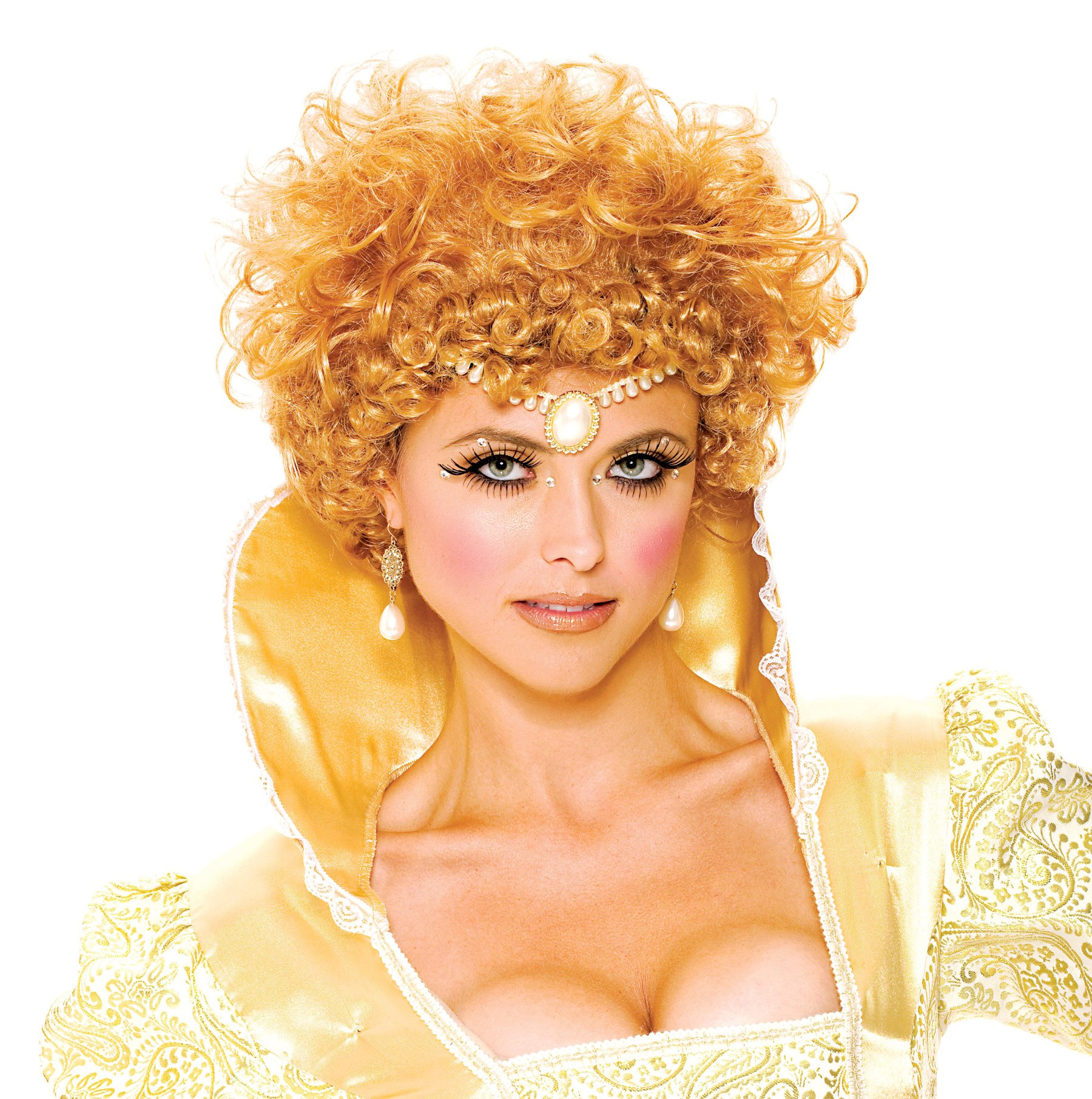 French Kiss Royal Majesty Wig Adult