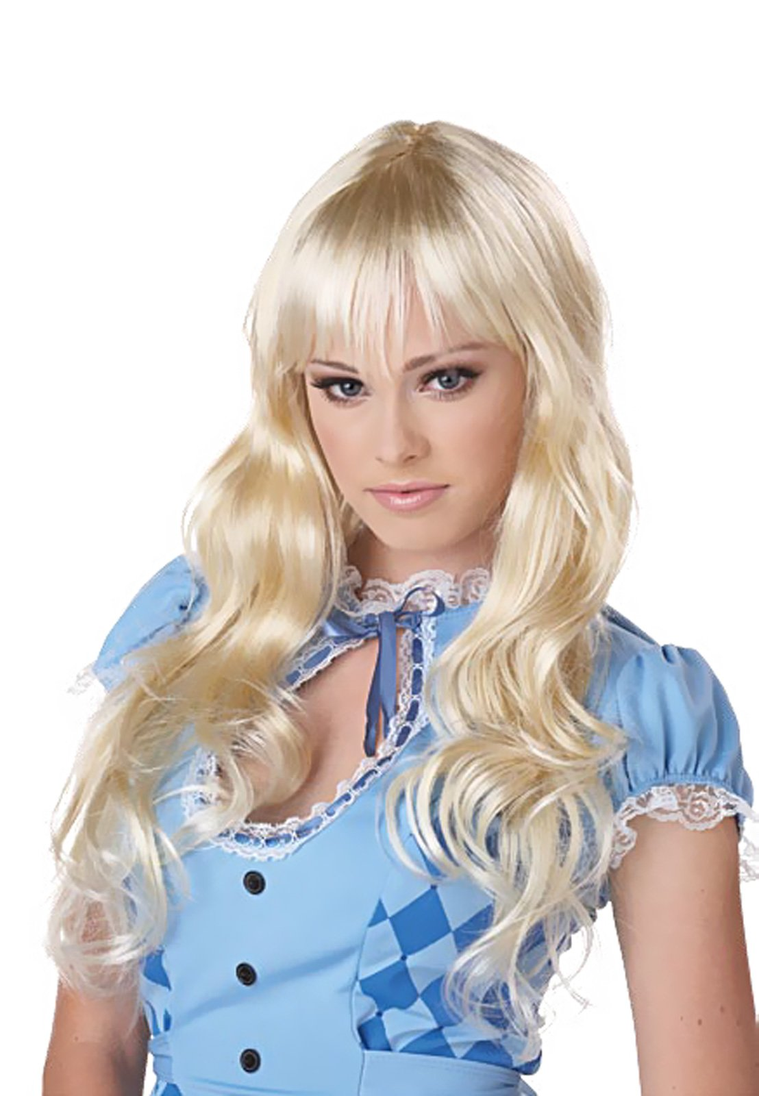 Coquette (Blonde) Adult Wig