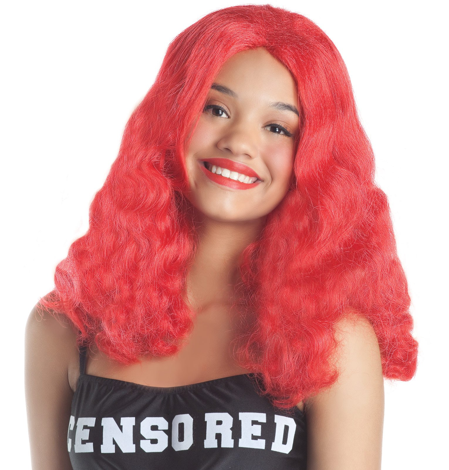 Red Haired Beauty Adult Wig