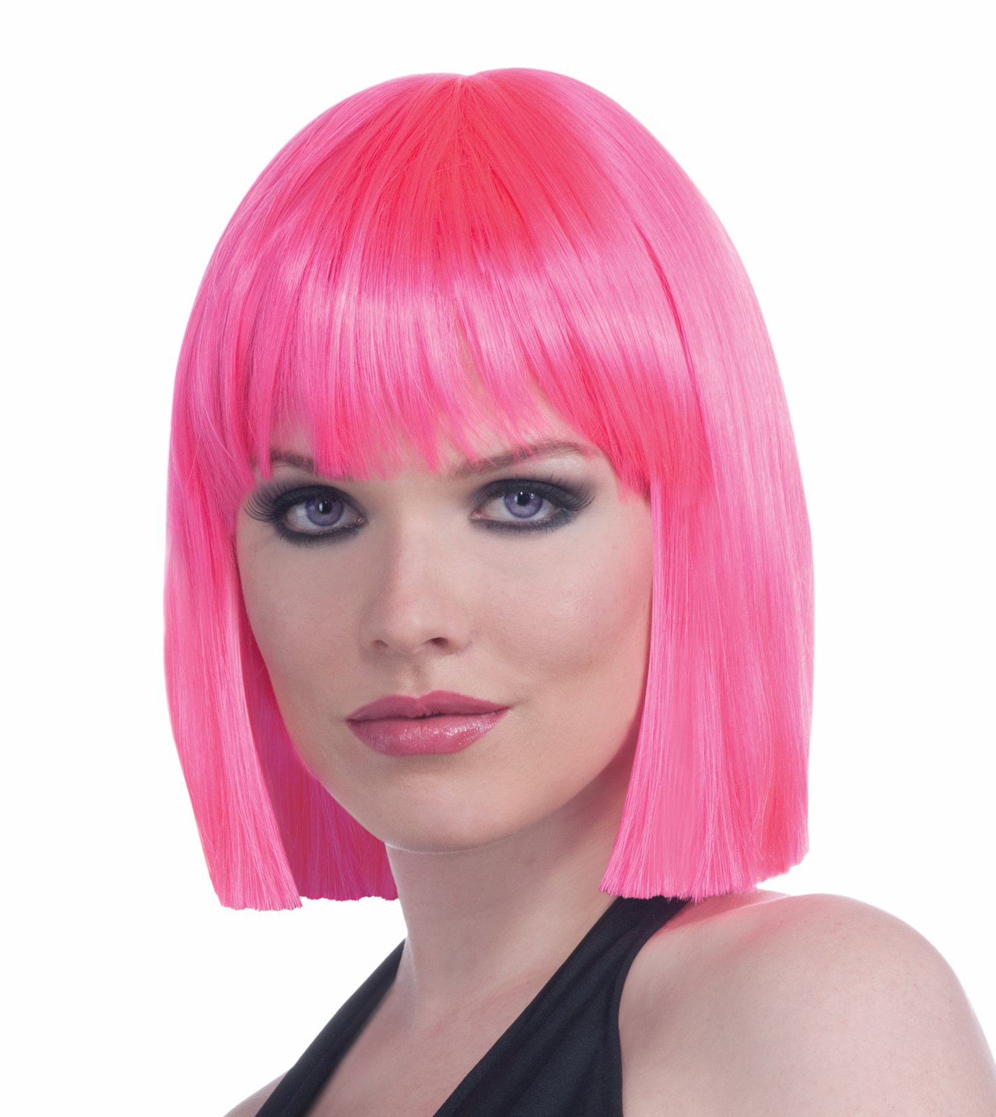 Vibe (Pink) Adult Wig