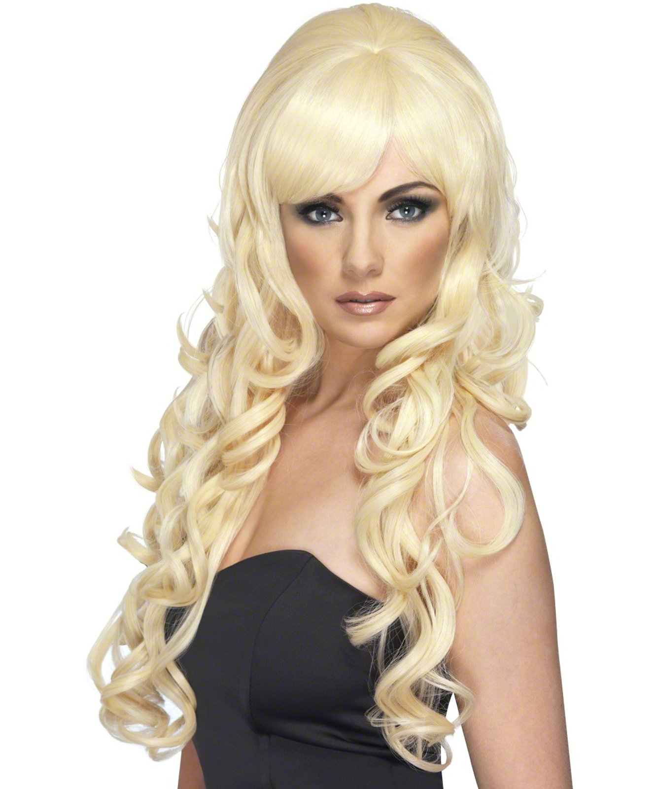 Pop Starlet (Blonde) Adult Wig