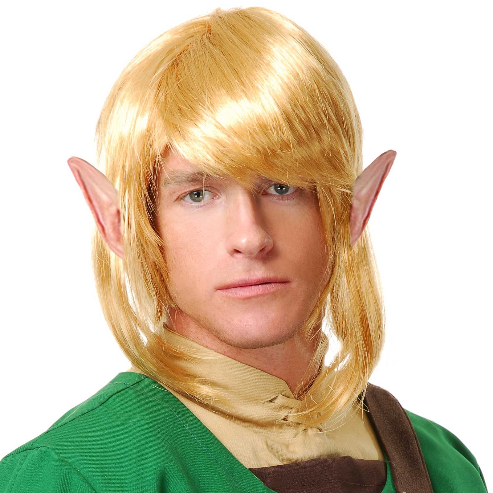 Elf Warrior Wig Adult