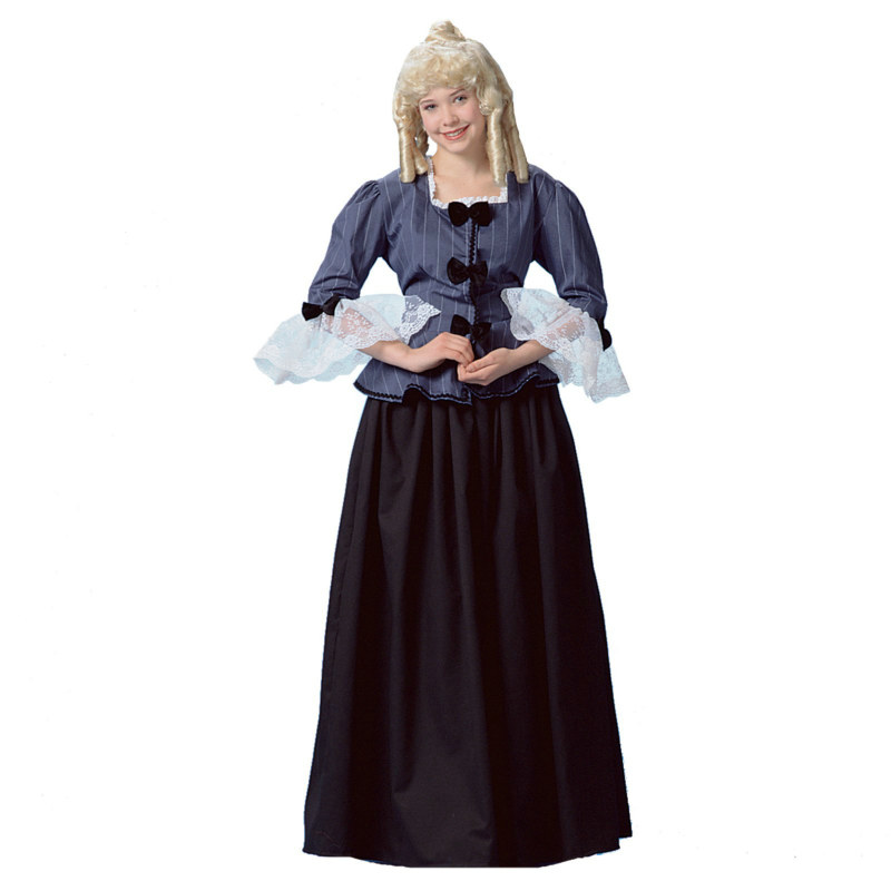 Colonial Woman Costume