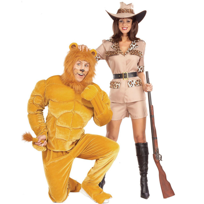Safari So Goodie (Female) Adult Costume