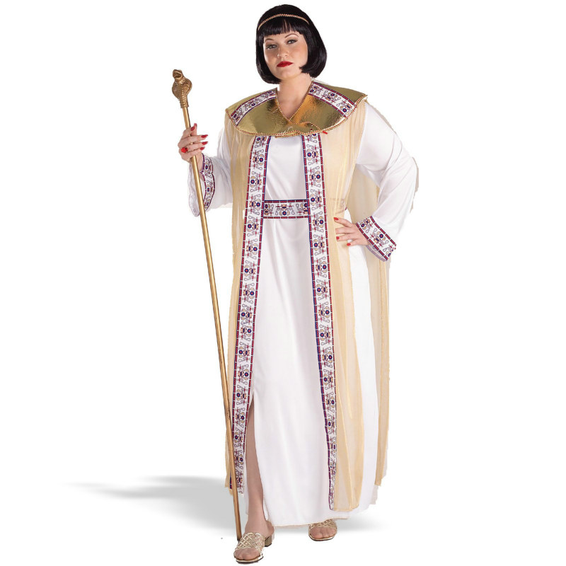 Cleopatra Plus Adult Costume