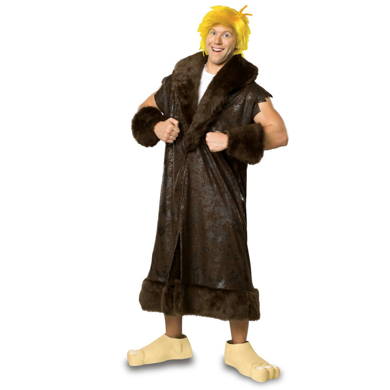 The Flintstones Barney Rubble Deluxe Adult