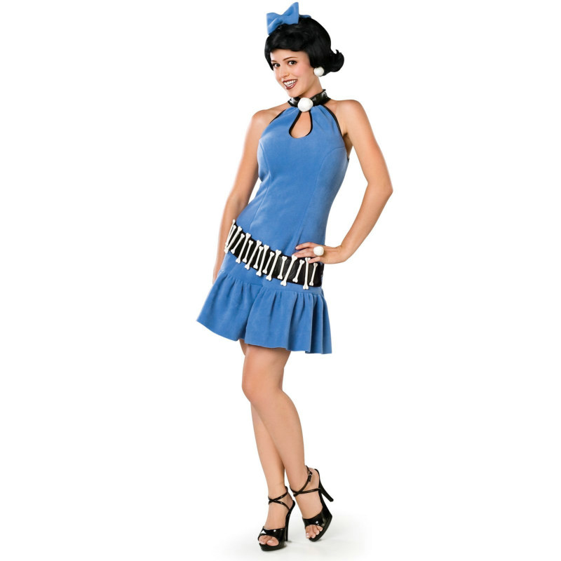 The Flintstones Betty Rubble Deluxe Adult