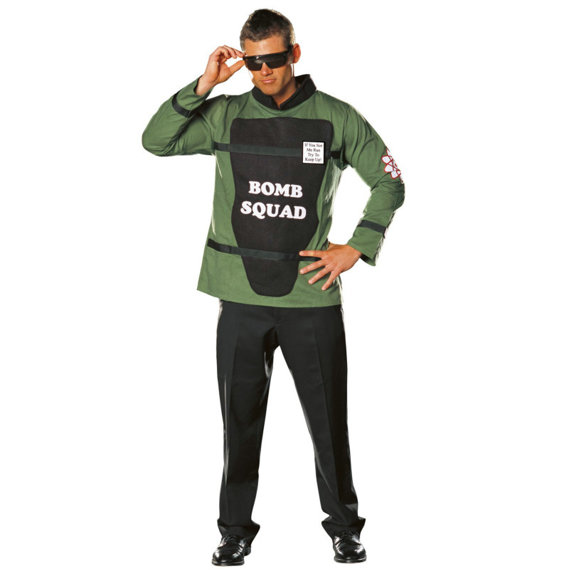 Bomb Squad Adult Costume