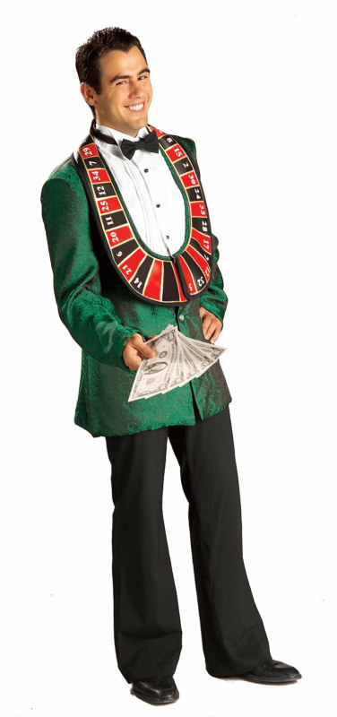 High Roller Adult Costume