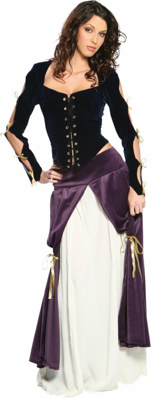 Lady Musketeer Adult Costume